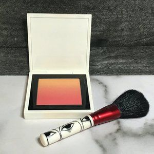 MAC ~ Ripe Peach Blush Ombre and Brush (TOLEDO)